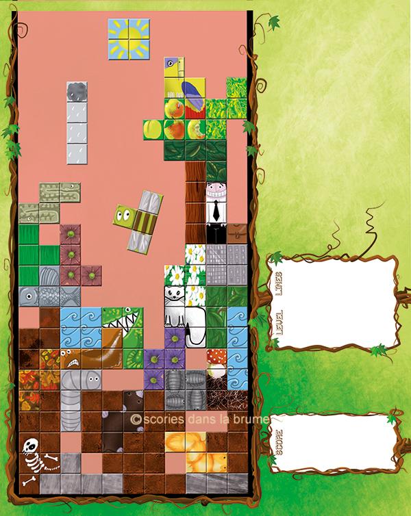 """Tetris"" biomasse"