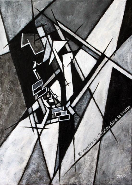 Coltrane (70x50cm)
