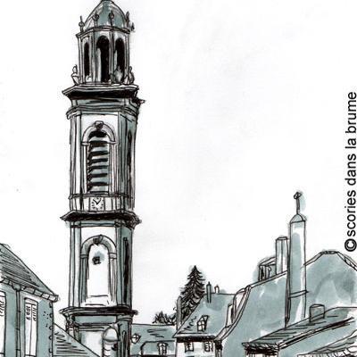 Eglise St-Martin (Langres)
