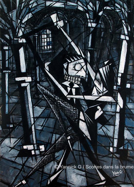 Yo la tango (70x50cm)