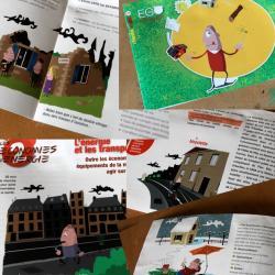 Guide de l'éco-citoyen, tome 2 & 3