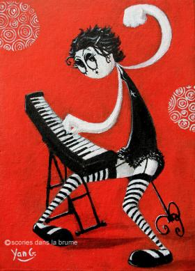 Amanda Palmer (The Dresden Dolls)
