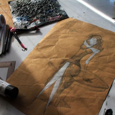 Ava adore sketch