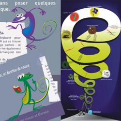 "Exposition ""R'Evolution du vivant et Darwin"""
