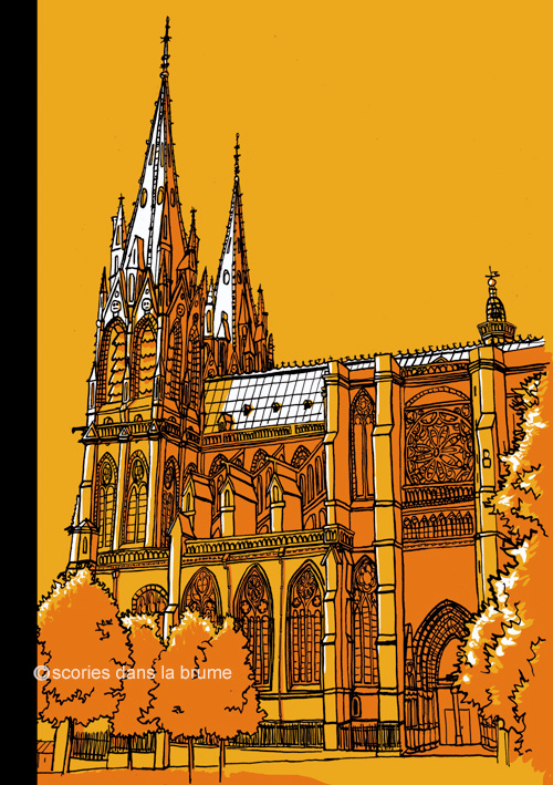 Cathedrale clermont