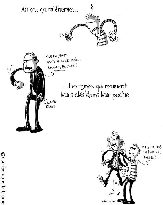 Cles poche