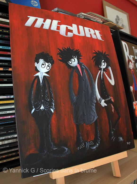 The Cure '82