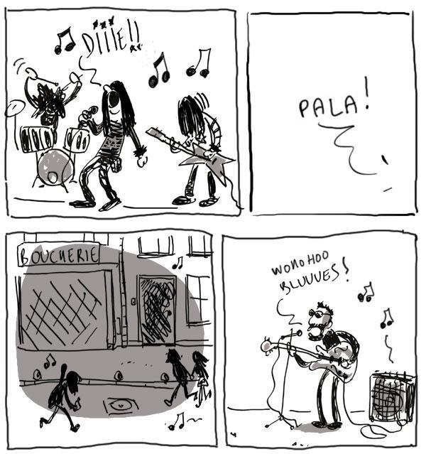 Fete musique a 1