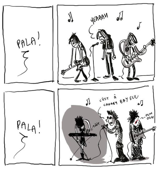 Fete musique b