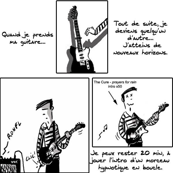 Guitare hero 1