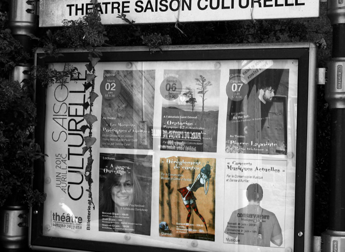 Visuel affiche spectacle