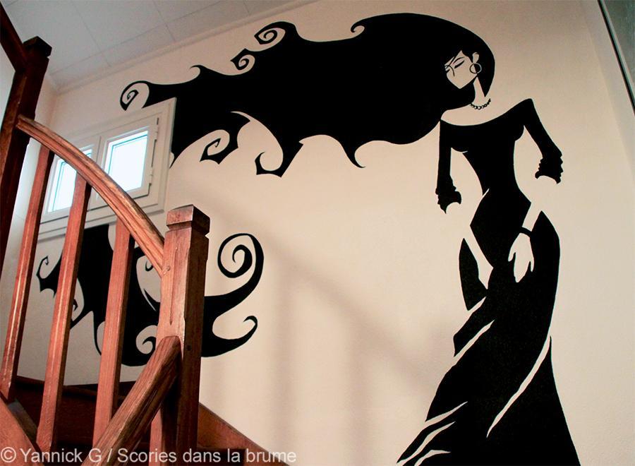 gitane murale