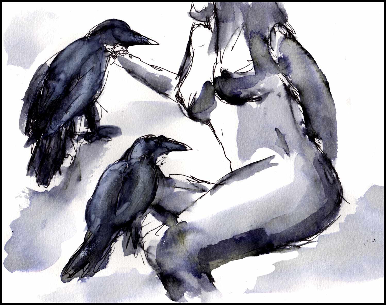 Lady corb