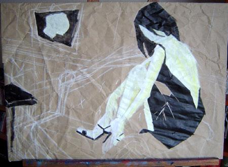 Peinture en cours 6