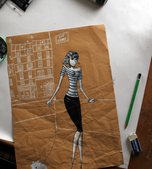 Rue labat sketch3